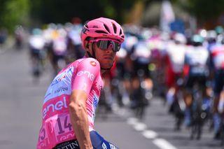 Giro d'Italia 2021 - 104th Edition - 5th stage Modena - Cattolica 177 km - 12/05/2021 - Alessandro De Marchi (ITA - Israel Start-Up Nation) - photo Dario Belingheri/BettiniPhoto©2021