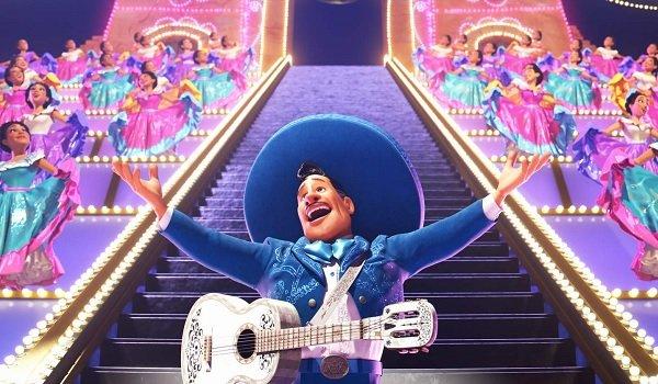 Coco Ernesto de la Cruz in concert