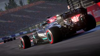The F1 2021 game