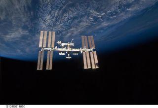 International Space Station After False Alarm