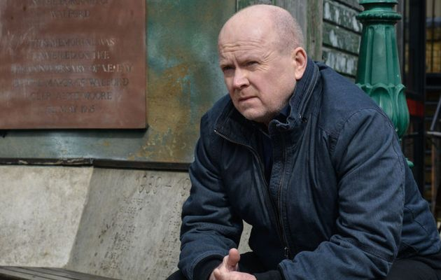 Steve McFadden as Phil Mitchell in EastEnders