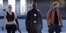Wesley Snipes Responds To Wild Blade Trinity Rumor About Choking The Director On Set