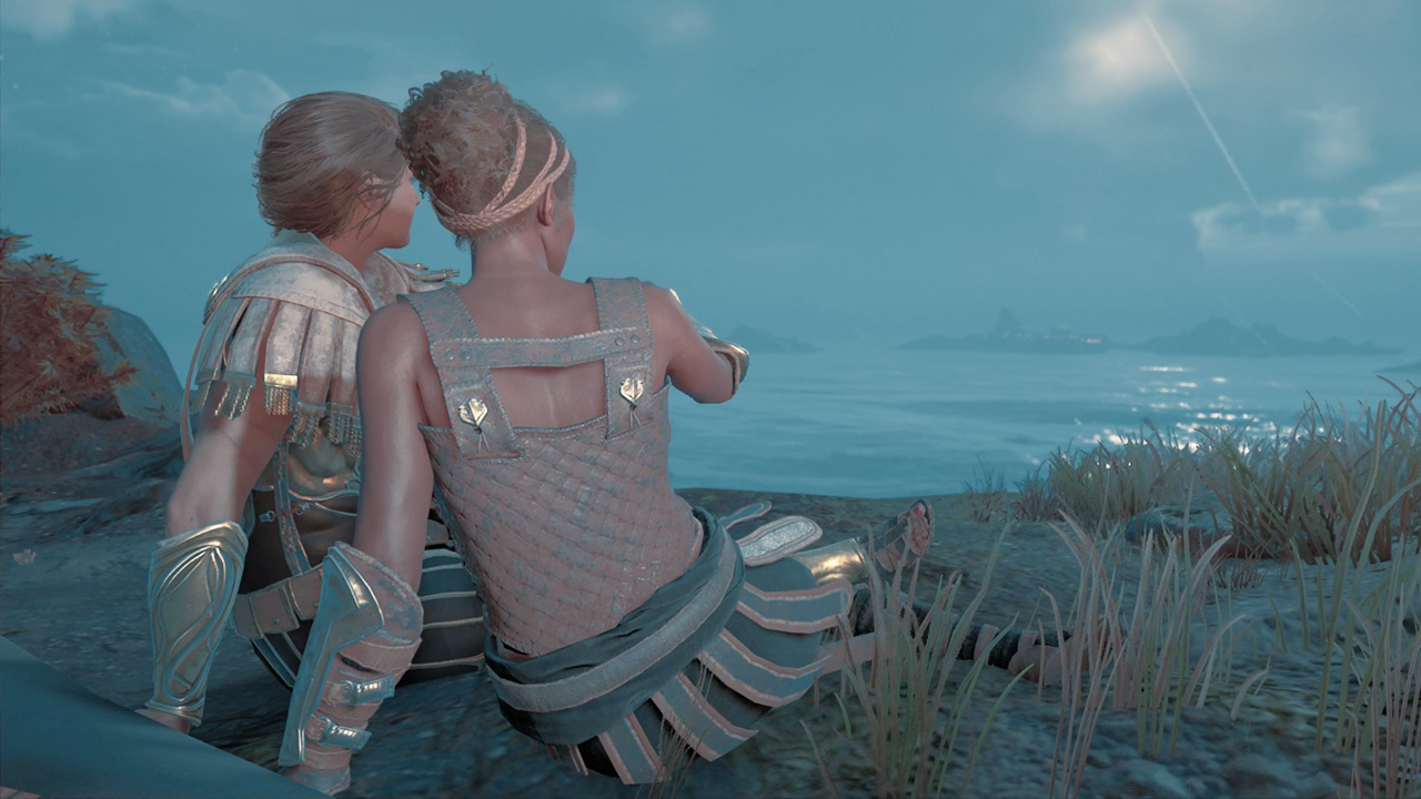 Assassin S Creed Odyssey Romance Guide How To Find All The Lovers