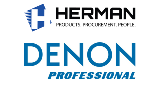 Herman to Distribute Denon Professional
