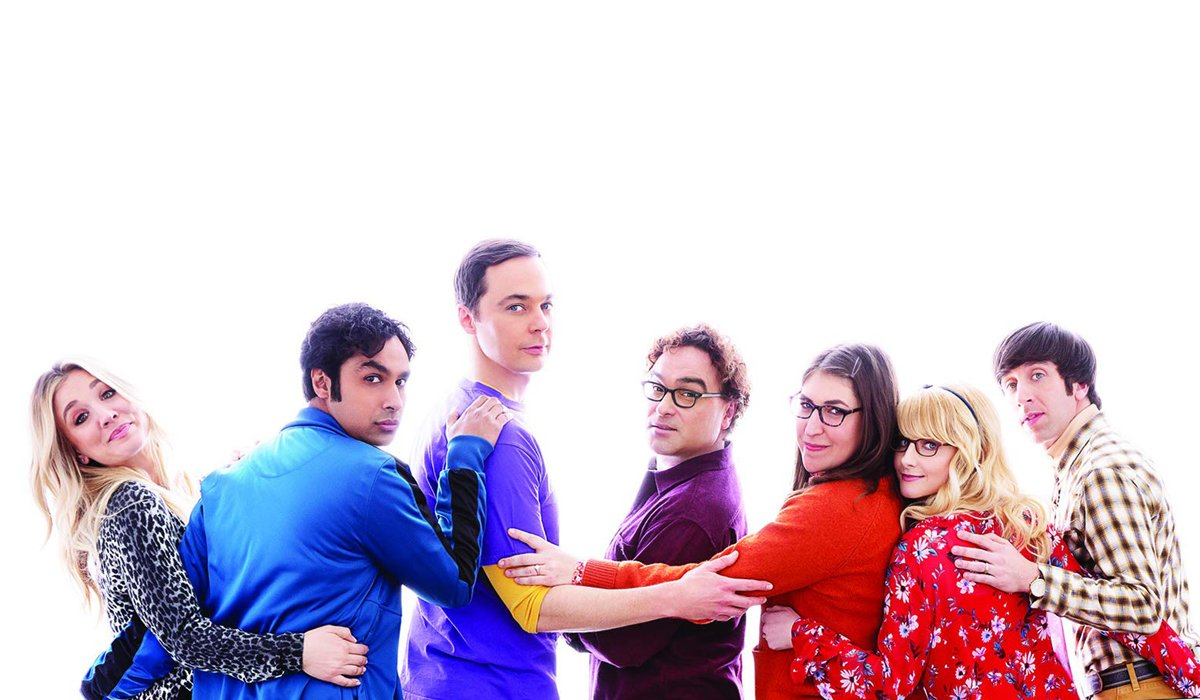 The Big Bang Theory Final Season Cast Blu-ray