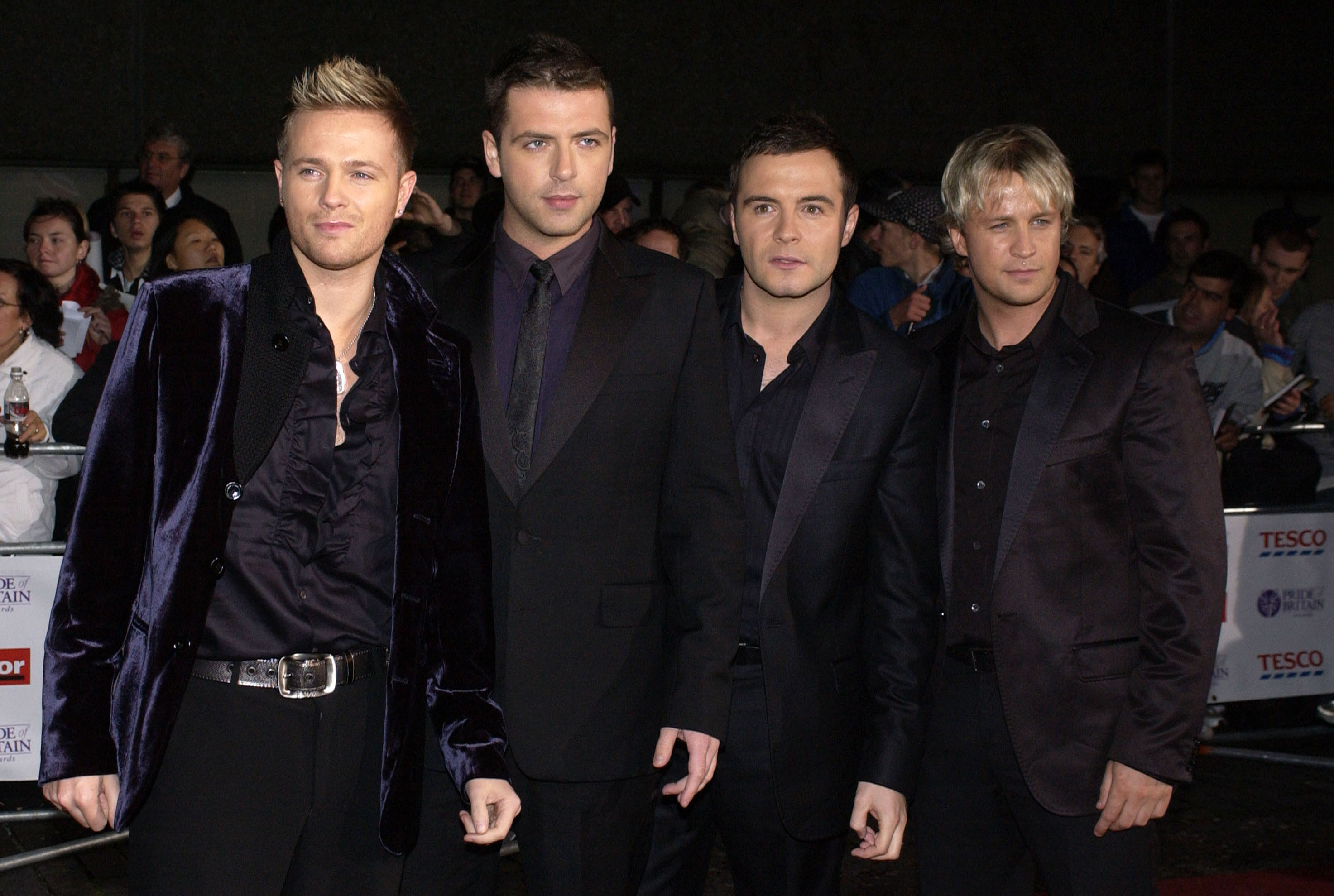 Westlife: There's no war with Spice Girls (VIDEO)