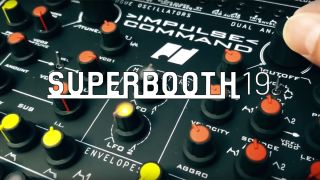 Superbooth 19 intro shot