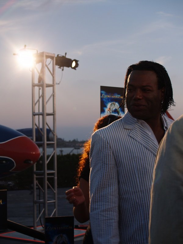 Comic Con: Aircraft Carrier Premiere Of Stargate Continuum #2818