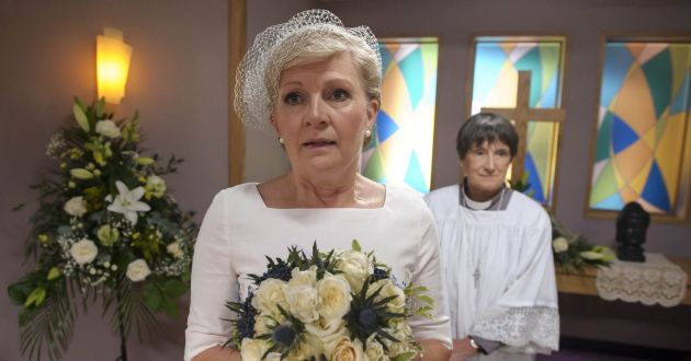 Don't tell the bride... her groom's gone AWOL