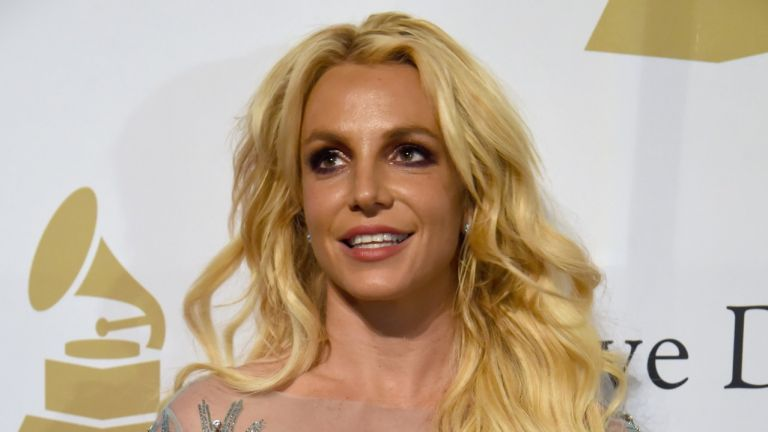 Britney Spears Netflix documentary is coming in September, here the singer attends the 2017 Pre-GRAMMY Gala And Salute to Industry Icons Honoring Debra Lee
