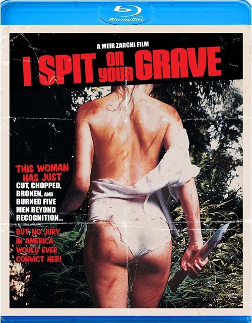 Giveaway: Win Both Versions Of I Spit On Your Grave #16001