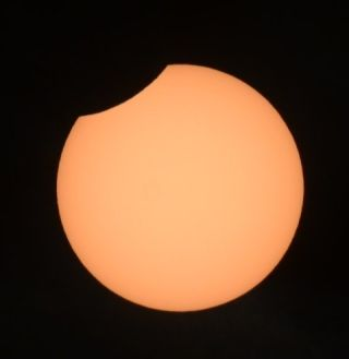 July 13, 2018 partial solar eclipse in Tasmania