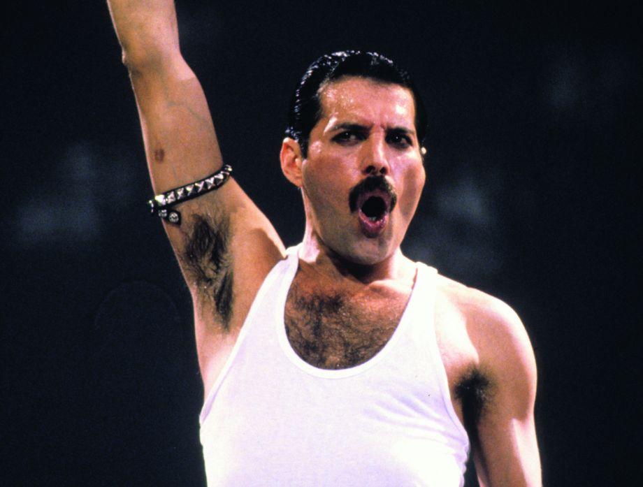 TV tonight Freddie Mercury: A Life in Ten Pictures