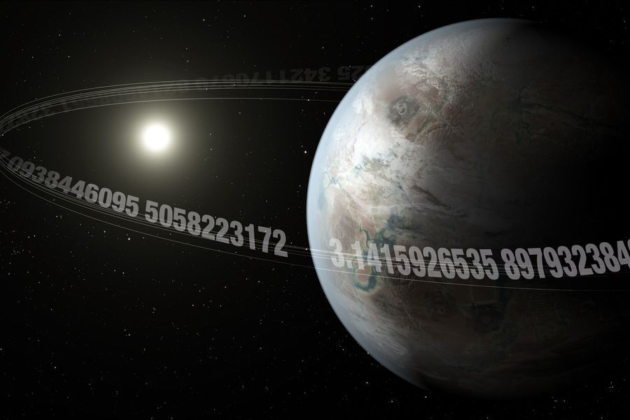 'Pi planet' alien world takes 3.14 days to orbit its star