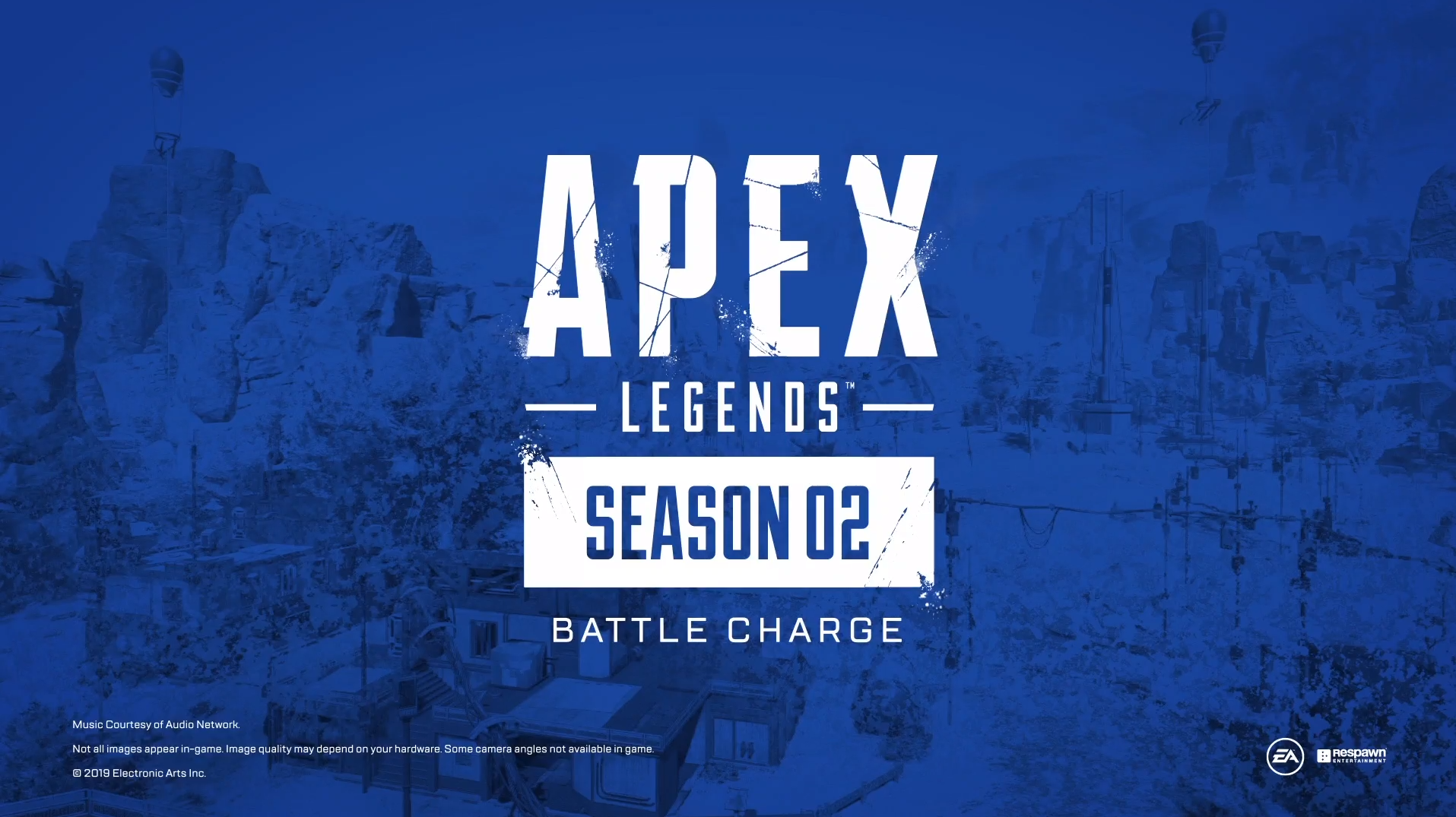 Battle Charge, Apex Legends