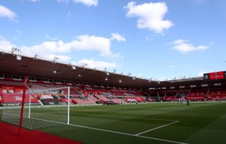 Southampton v Manchester City – Premier League – St Mary's Stadium