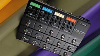 Line 6 M13 Stompbox Modeler pedal