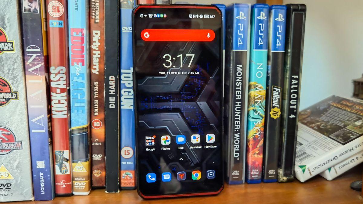 Lenovo Legion Phone Duel review