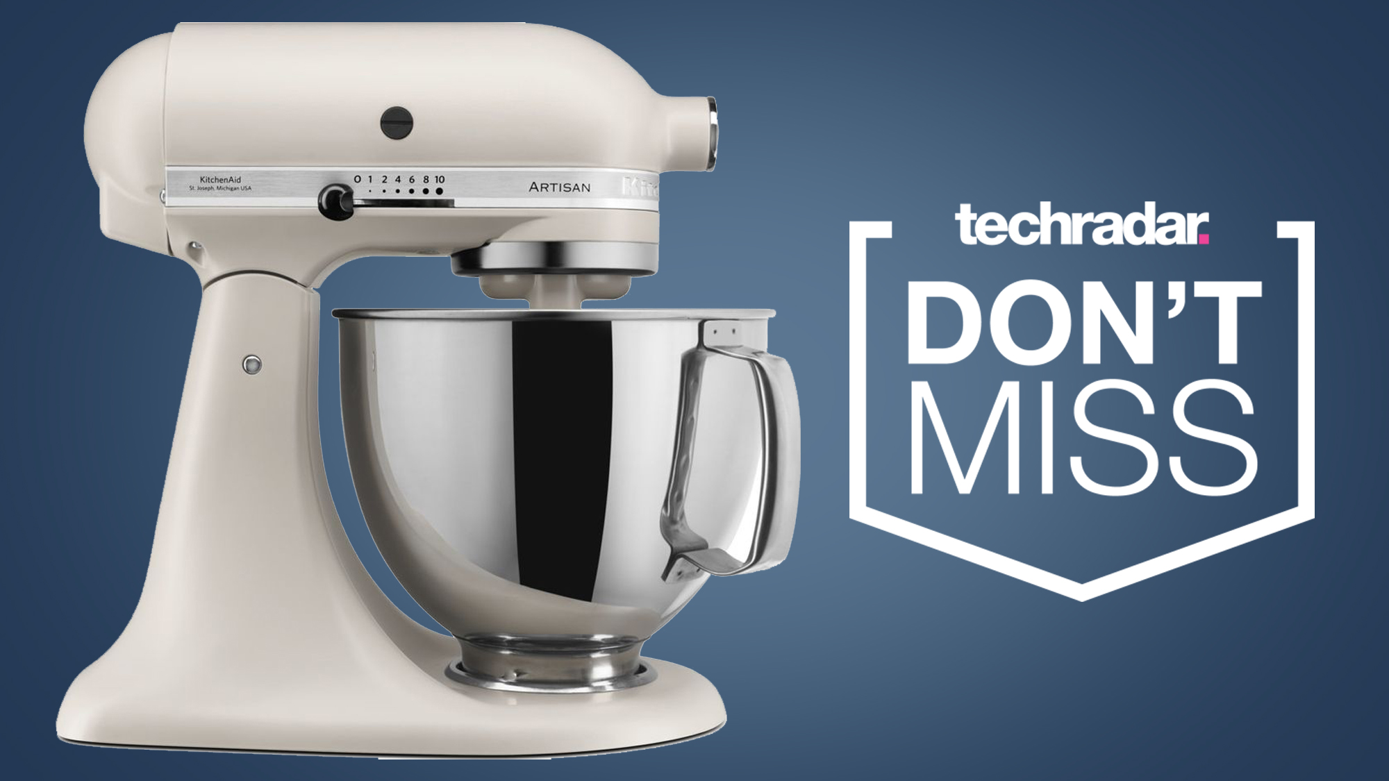 Currys Black Friday Kitchen Deals Get 20 Off Kitchenaid Mixers And More Techradar