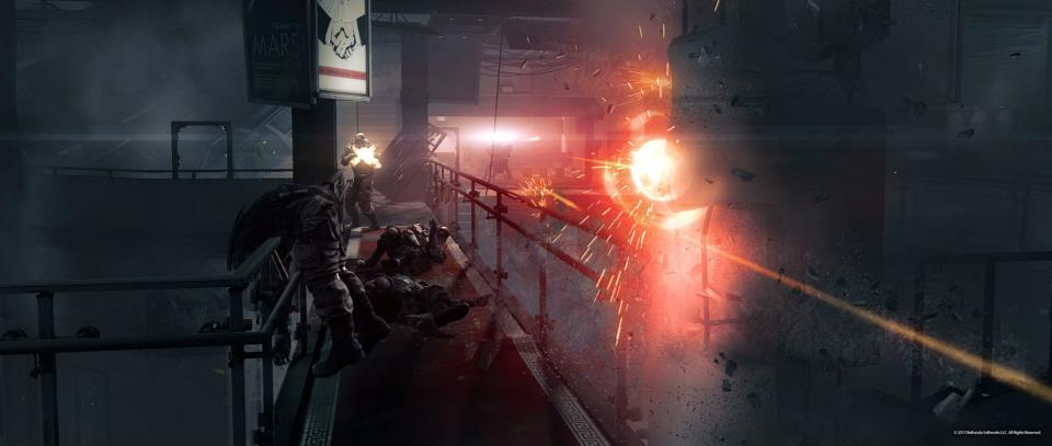 Wolfenstein: The New Order Screenshots Imagine Nazi Global Empire #26741