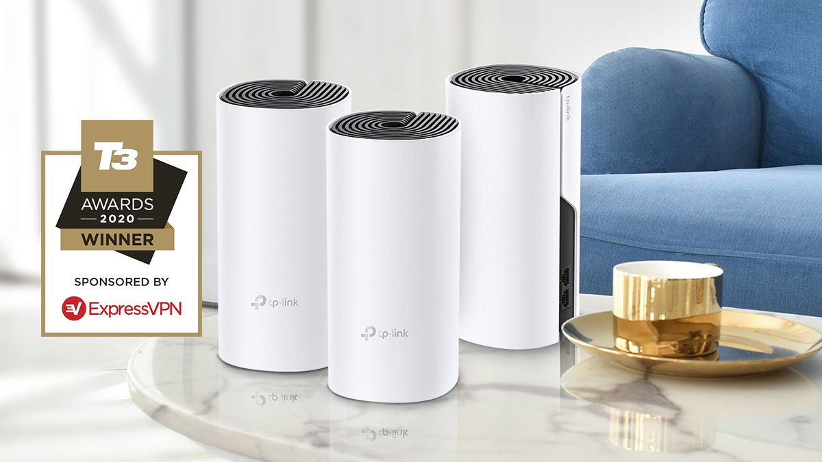 Image of article 'Awards 2020: TP-Link Deco P9 wins best home networking tech award'