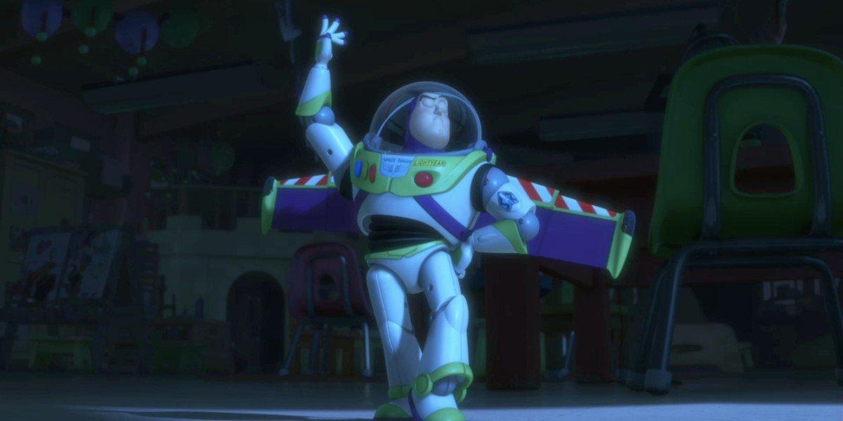 Buzz Lightyear in Toy Story 3