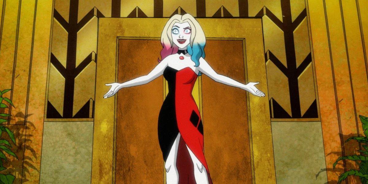 Kaley Cuoco Harley Quinn hbo max