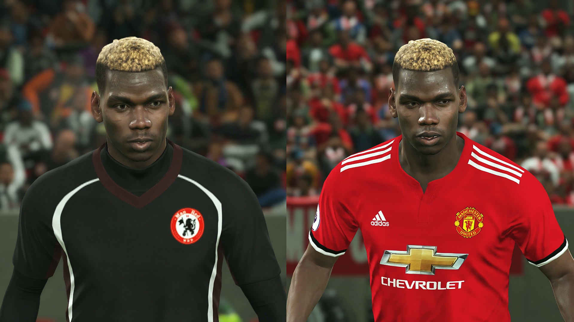 PES 2018 How To Real Kits With The PS4 PC Option File