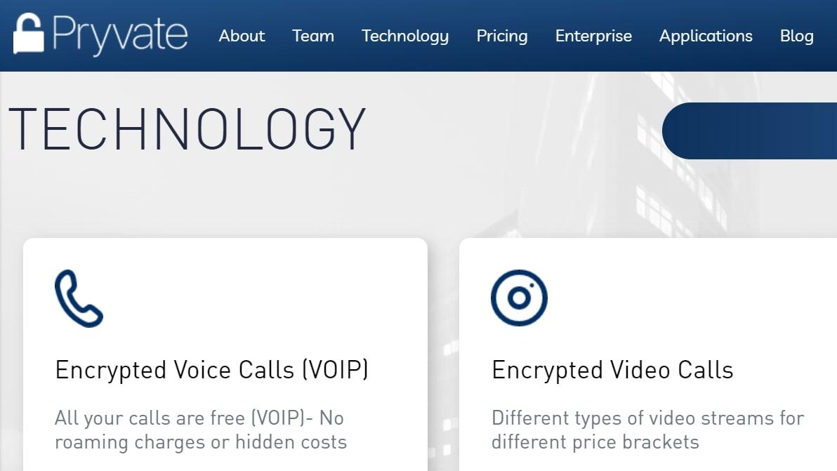 Encrypted Calls