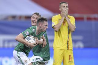 Romania Northern Ireland Nations League Soccer