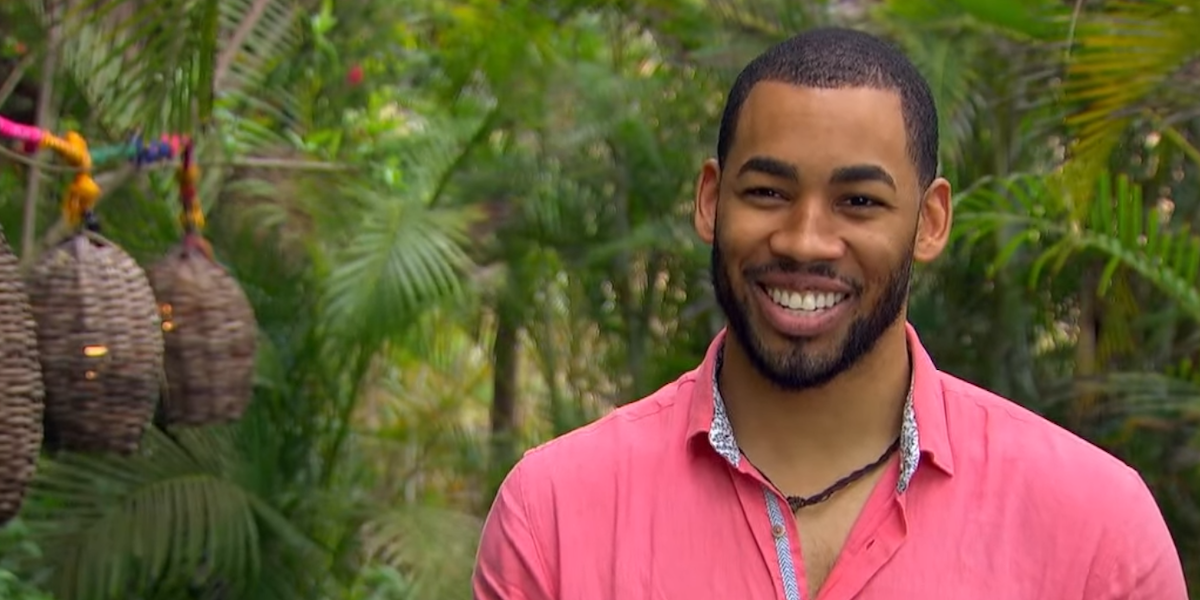 Bachelor In Paradise's Mike Johnson Just Weighed In On Demi And Tanner's Feud