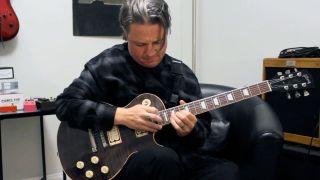 Bayside guitarist Jack O'Shea