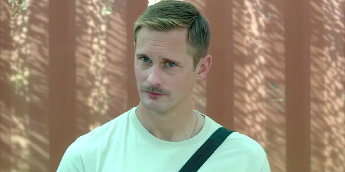 There's A Good Reason Alexander Skarsgard Signed On For Godzilla Vs. Kong