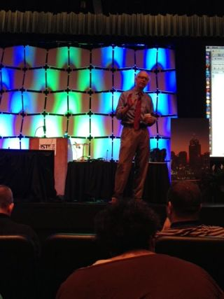 The First 5 Days of School: Reflections on Alan November's #ISTE2014 Presentation