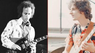 Robby Krieger (left) and Marc Benno