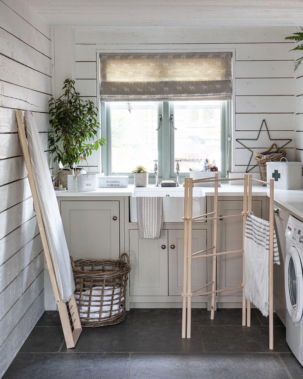 12 small utility room ideas – stylish, practical inspiration ...