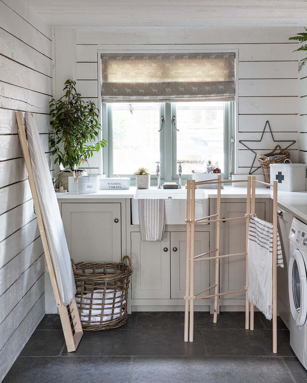 12 Small Utility Room Ideas Stylish But Practical Revamps Real Homes