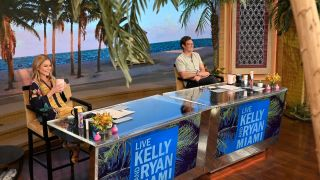 'Live with Kelly and Ryan' takes a virtual trip to Miami.