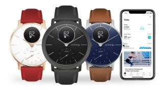 Withings Steel HR Sapphire Edition