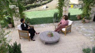 Oprah Winfrey interviews Prince Harry, Meghan Markle