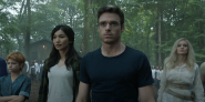Marvel Debuts First Eternals Footage While Encouraging Fans To Return To Theaters