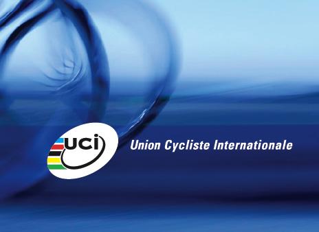 UCI technical regulation logo