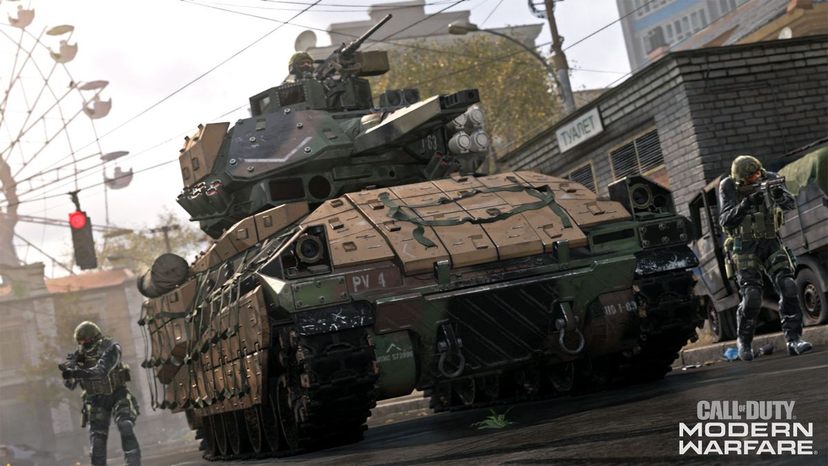 Call of Duty: Modern Warfare PC system requirements demand a whole lot of RAM