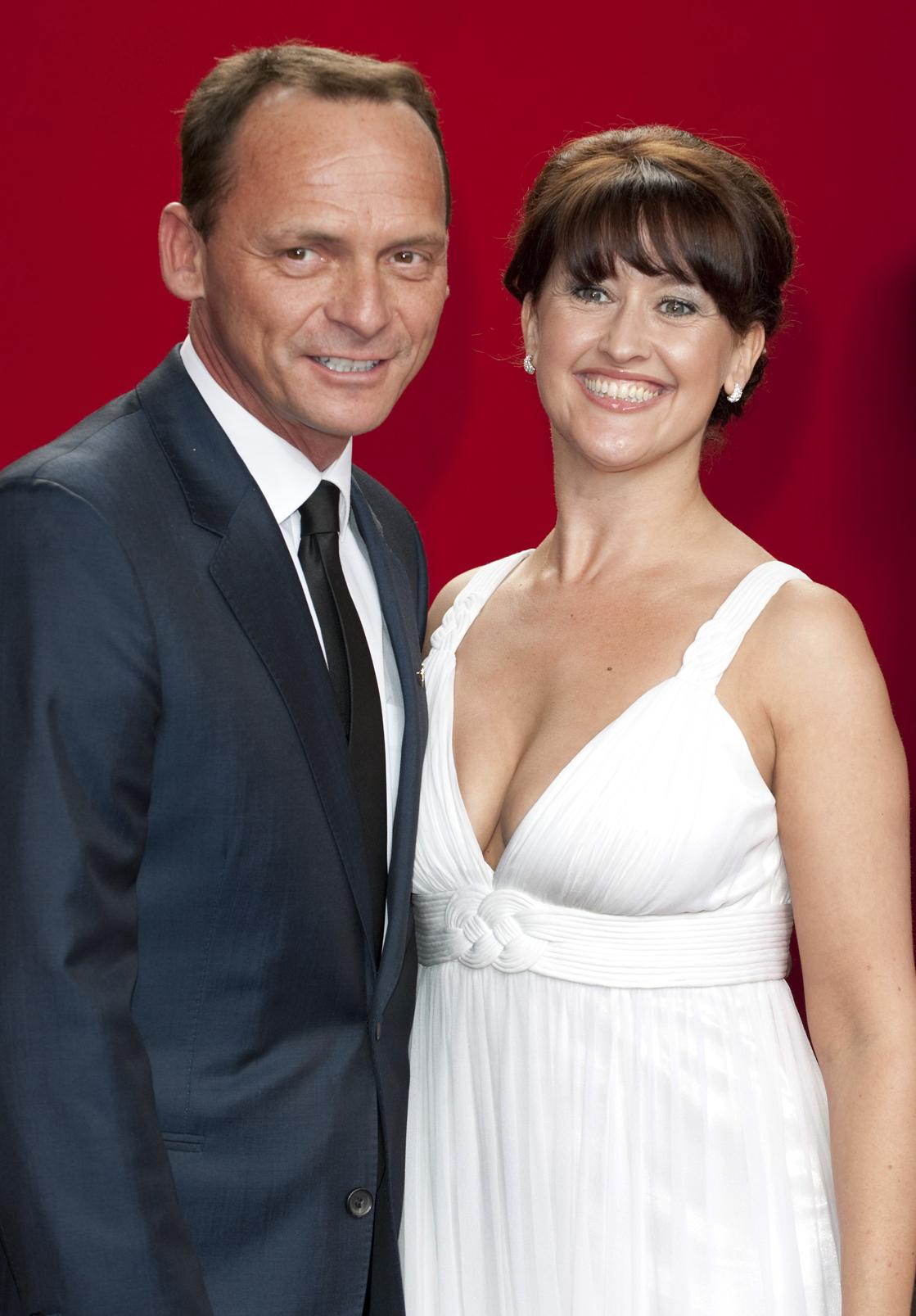 EastEnders' Perry splits from wife