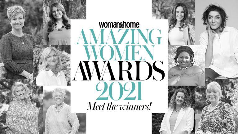 Winners of the W&H Amazing Women Awards 2021