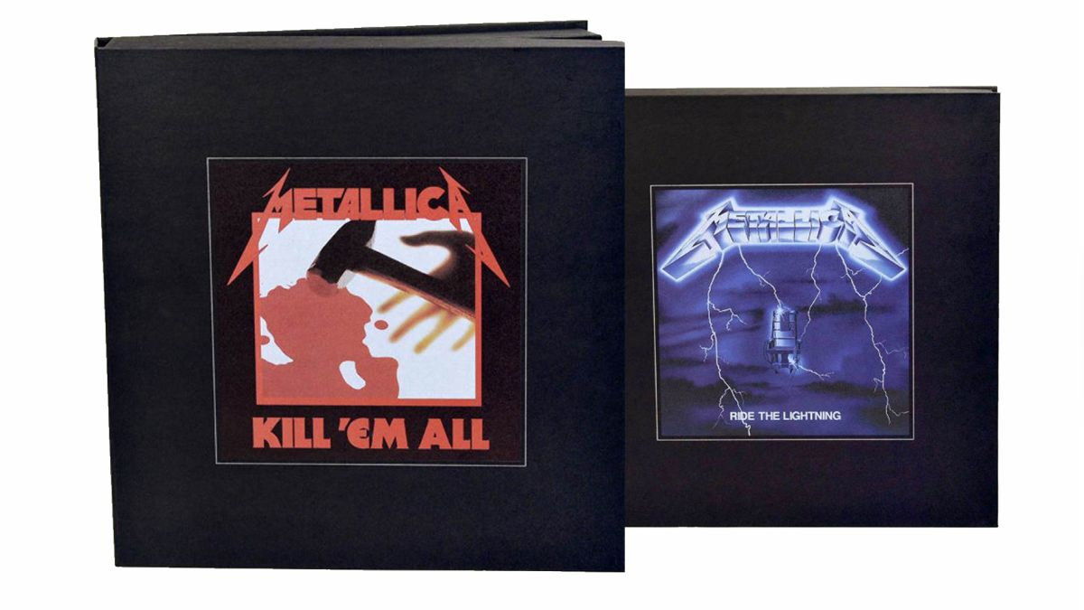 Nine Things To Look Out For On The New Metallica Box Sets
