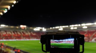 Premier League camera televised