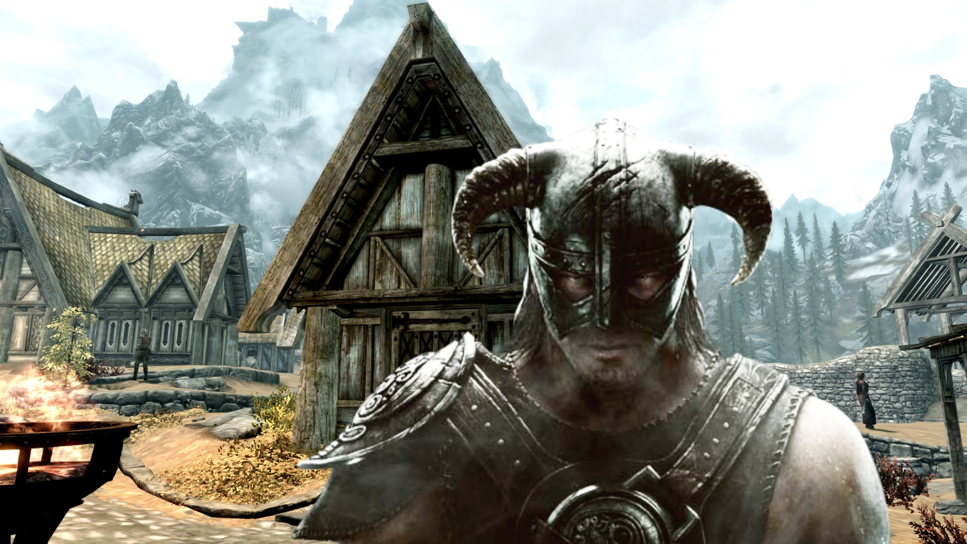 How to buy a house in Skyrim