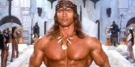 Arnold Schwarzenegger Just Proved He's Still Got Conan The Barbarian Moves