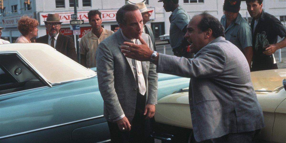 Richard Dreyfuss and Danny Devito in Tin Men